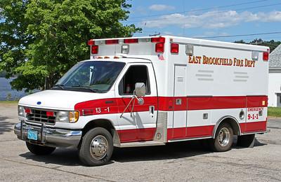 Rescue 1  1993 Ford/Road Rescue