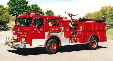 Retired Engine 5.  1974 Maxim.  1000 / 500