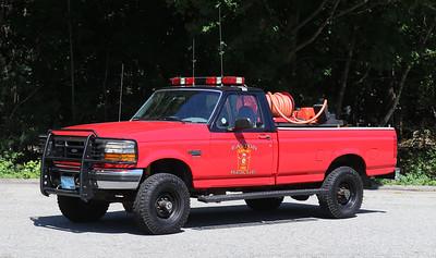 Forestry 12.  1992 Ford F-350 / Custom.  125 / 200