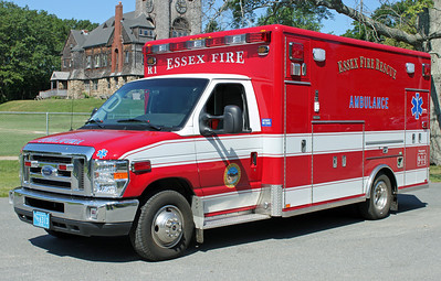 Rescue 1  2010 Ford/Horton