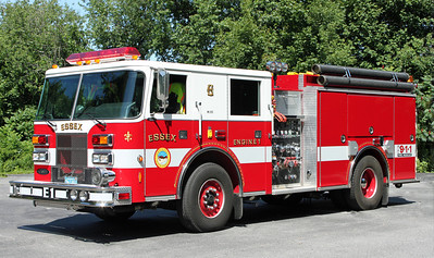 Engine 1 2002 Pierce Contender 1250/1000