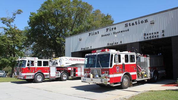 Fall River, Flint Station