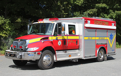 Retired Rescue 1   2003 International / Horton