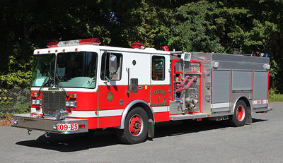 Retired Engine 5.  1999 HME / Central States   1250 / 750