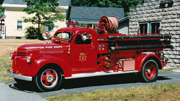 RETIRED  Combo 2 1943 Chevrolet