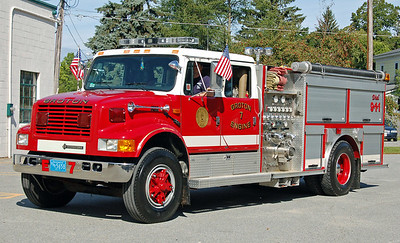Engine 7   1994 International/E-One   1250/500