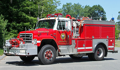 Engine 2   1985 International/Ranger   1000/500