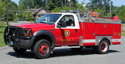 Squad 5   2006 Ford