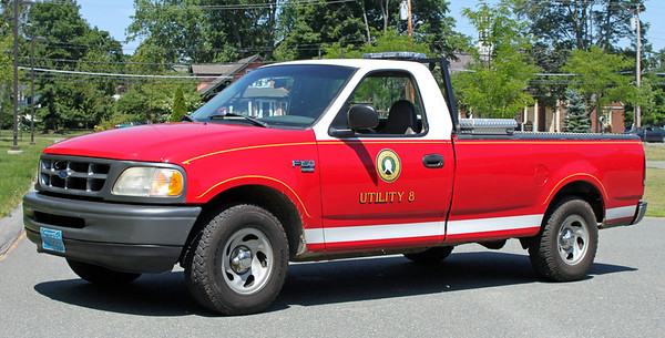 Retired  Utility 8   Ford F-150