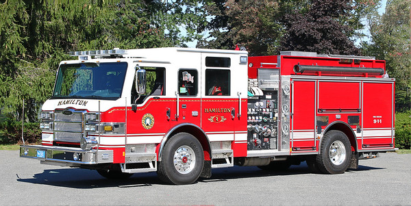 Engine 1.  2017 Pierce Impel.  1500 / 750