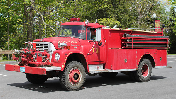 RETIRED  Forestry 2   1970 International/Maxim   750/500