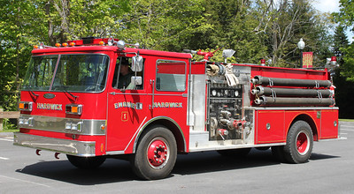 Engine 1  1986 Pierce Arrow  1500/1000