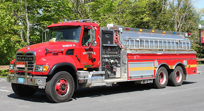 Tanker 1  2004 Mack/New Lexington  1500/3500