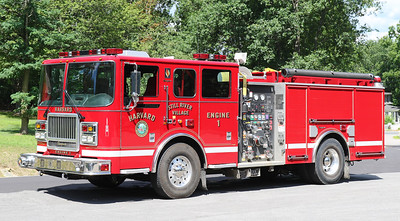 Engine 1   2005 Seagrave Attacker   1250 / 750 / 40F