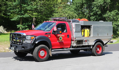 Forestry 1   2011 Ford F-550 / Fire One   180 / 300 / 20F