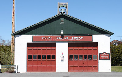 Haverhill - Rocks Village Station