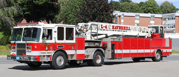 Ladder 4.  2005 KME   100' TT