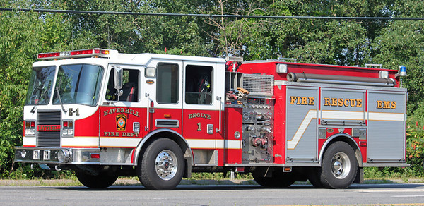 Engine 1  2005 KME Predator  1500/750