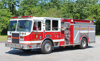 Engine 2   2005 KME Predator   1500 / 750