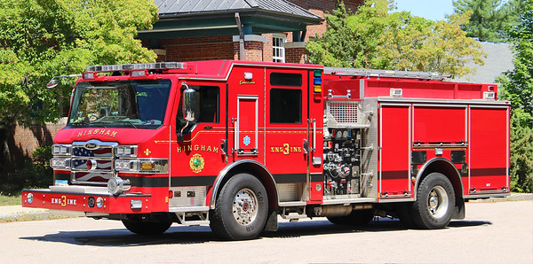 Engine 3.  2016 Pierce Impel.  1250 / 750 / 20F