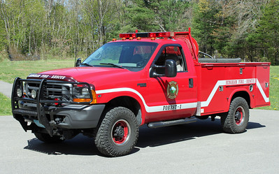 Forestry 1 1999 Ford F-350 125/200