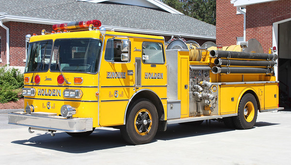 Retired Engine 6   1984 Farrar / Duplex.  1500 / 500