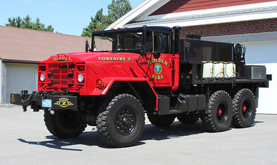 Forestry 2 1990 AM General 6x6 500/1370