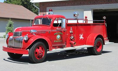 Muster Truck 1946 Chevrolet