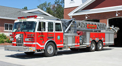 Tower 1 1998 Sutphen 1500/750 100' MM