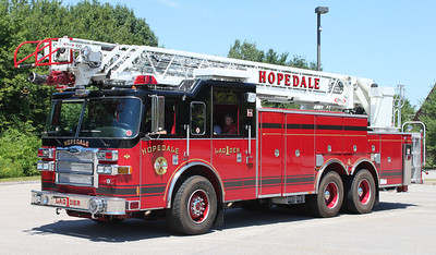 Ladder 1  2007  Pierce Dash  100'