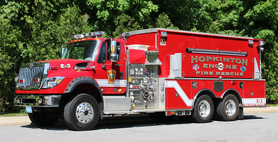 Engine 3   2014 International / KME   2250 / 2700 / 350F