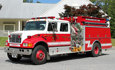 Engine 1 1994 International / KME 1750/1000