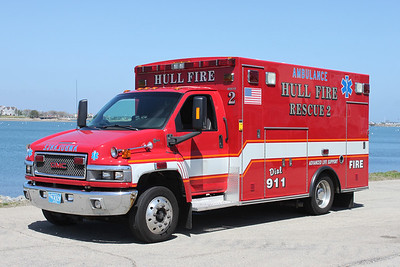 Rescue 2 2004 GMC/Braun