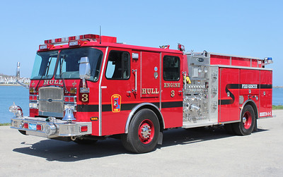Engine 3 2012 E-One Cyclone 1250/750
