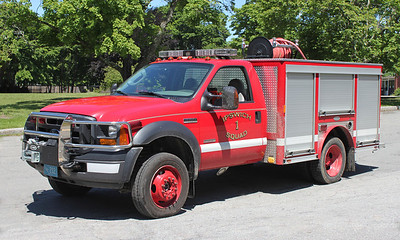Squad 1 2006 Ford F-550/E-One 250/300