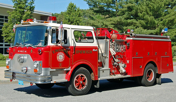 Retired  Engine 1 1980 Mack CF 1000 / 750
