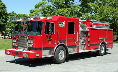 Engine 5 2013 KME Predator 1500/1000