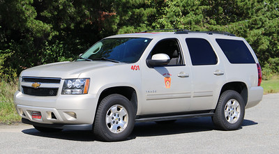 Chief 401.  2012 Chevy Tahoe