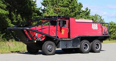 Breaker 408.  1983 Am General.  300 / 950