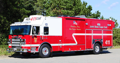 Rescue 411.  2020 Pierce Enforcer