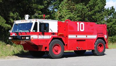 Foam 10.  1987 Oshkosh P-19.  1000 / 1000 / 130