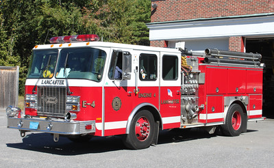 Engine 4 2000 E-One Cyclone 1250/750