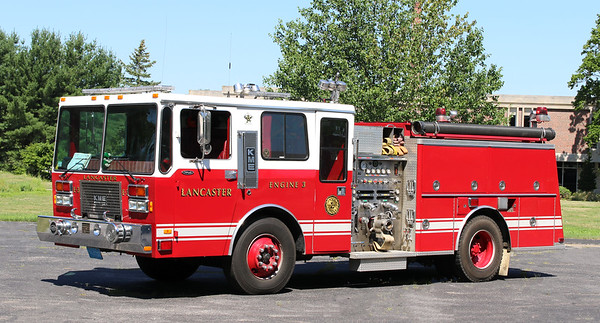 Retired.  Engine 3.  1989 KME.  1250 / 750