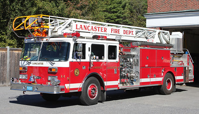 Ladder 1 1987 Pierce Arrow 1500/300 75' RM
