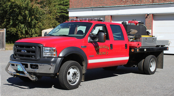 Engine 2 2006 Ford F-550 125/300
