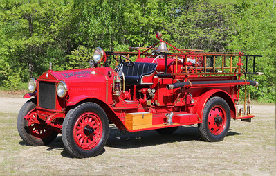 Retired   Engine 1   Maxim