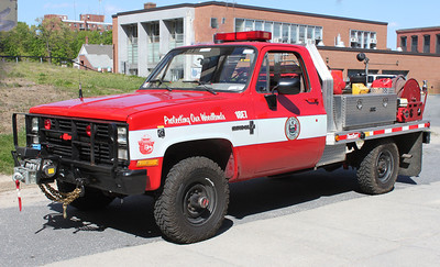 Engine 7 1986 Chevy 4x4 100/188