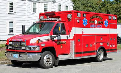Medic 3 2007 Chevy/Lifeline