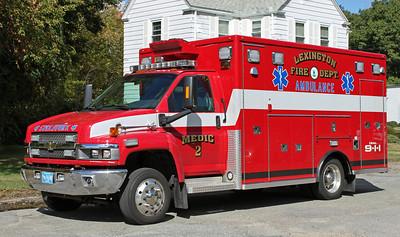 Medic 2 2009 Chevy / Lifeline