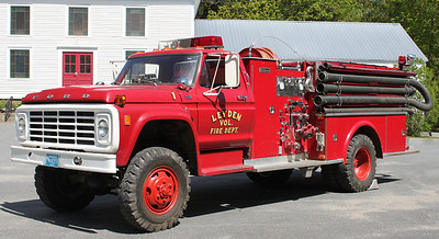 Engine 1 1976 Ford/Middlesex 750/750